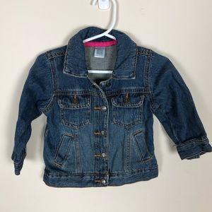 Carter's Denim Jacket (12mo)